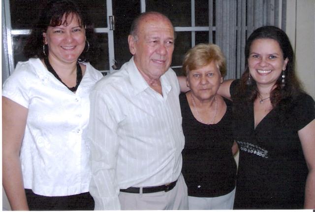 Osvaldo e familia